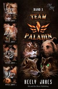 Team Paladin – Sammelband (Taschenbuch)