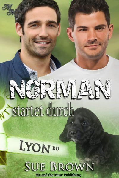 Norman startet durch