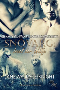 Snövarg – Insel der Wölfe (Taschenbuch)