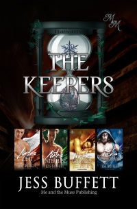 The Keepers – Sammelband (Taschenbuch)