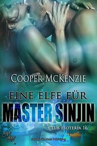 Eine Elfe für Master Sinjin