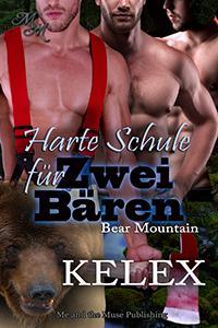 Harte Schule für zwei Bären