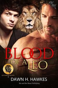 Blood of a Leo: Blut eines Löwen (Taschenbuch)
