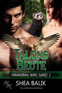 Talons Beute