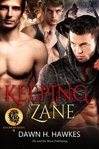 Keeping Zane: Gefährten zu dritt (Taschenbuch)