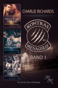 Kontras Menagerie Band 1 (Taschenbuch)