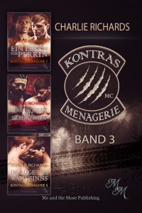 Kontras Menagerie Band 3 (Taschenbuch)