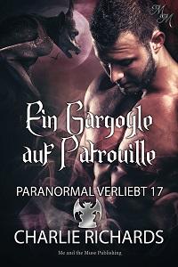 Ein Gargoyle auf Patrouille