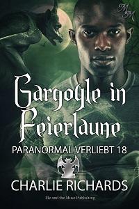Gargoyle in Feierlaune