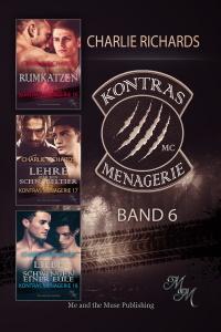 Kontras Menagerie Band 6 (Taschenbuch)
