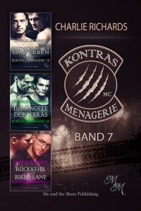 Kontras Menagerie Band 7 (Taschenbuch)