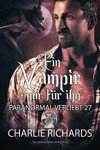 Ein Vampir nur für ihn